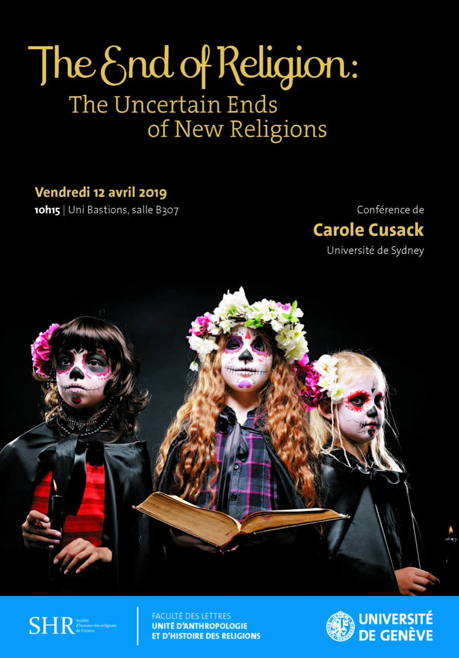 The End of Religion: The Uncertain Ends of New Religions